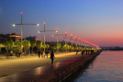 Combining Work And Tourism In Thessaloniki