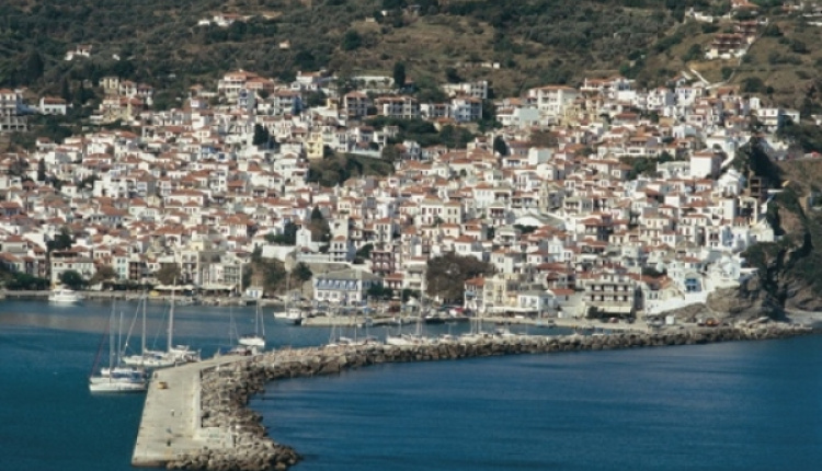 Skopelos: Luxuriant Vegetation With A Hollywood Flair