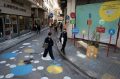 4 New Pedestrian Areas In The Center Of Athens
