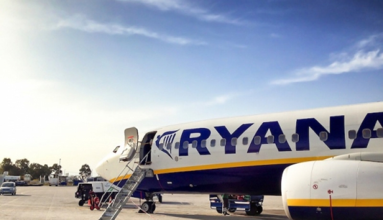 Ryanair - New Route To Naples From Thessaloniki