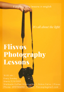Flisvos Photography Lessons