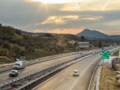 Olympia Odos Patra-Bound Highway Opens to Motorists