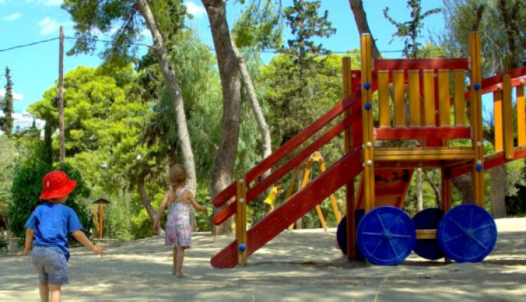 Best Parks For Kids In Central Athens