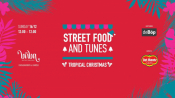 Street Food And Tunes: Tropical Christmas