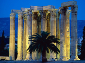 One Of Athens' Most Enchanting Temples