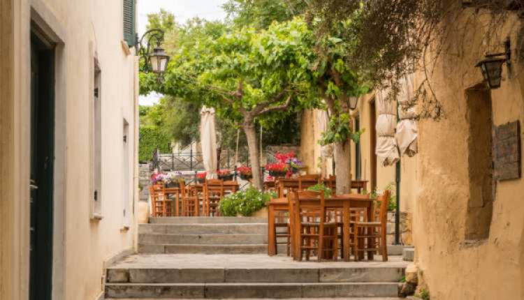 5 Delicious & Affordable Meze Garden Restaurants In Athens