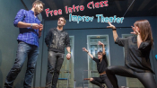 Free Improv Comedy Theater Class