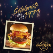 Hard Rock Athens - Celebrate Our 47th Birthday