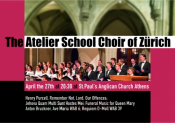 The Atelier School Choir of Zurich