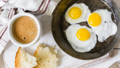 Greek Fried Eggs