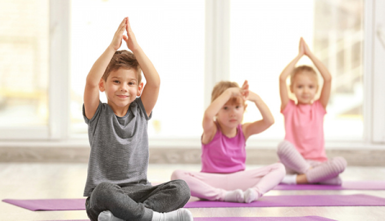 is yoga good for kids