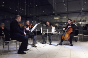 Music Concert At The Acropolis Museum